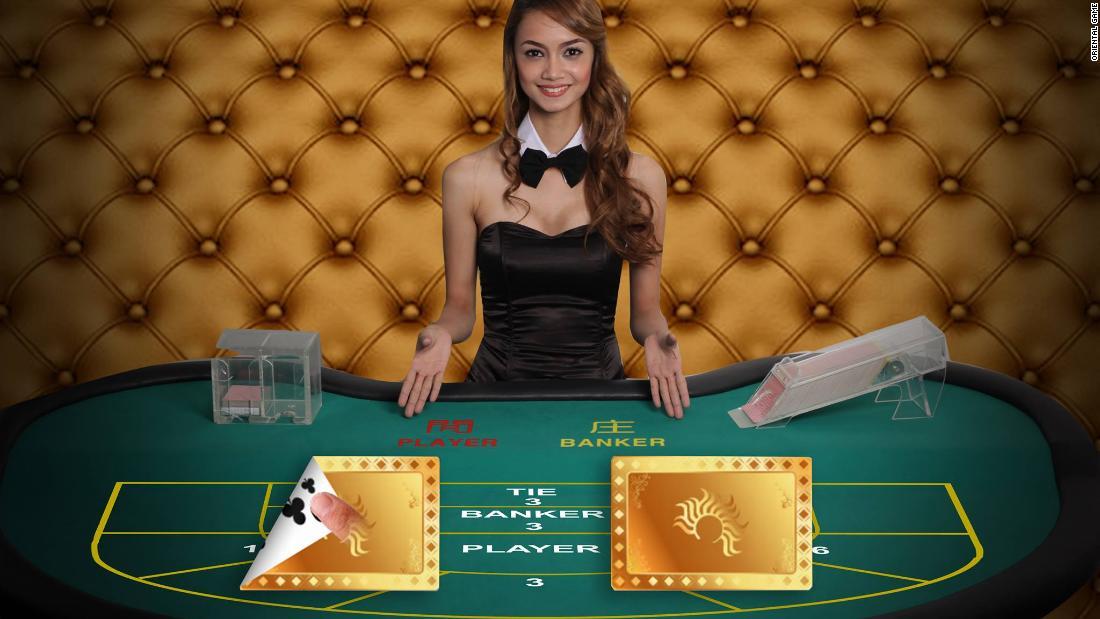 Menargetkan Kasino Menggunakan Kriptografi